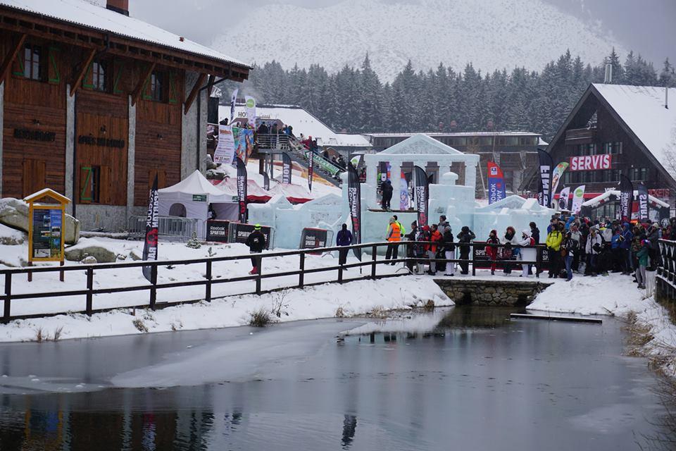 Winter Spartan Race