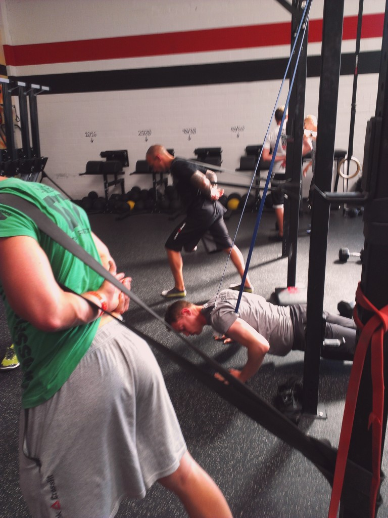 CrossFit Mobility Course with Jami Tikkanen