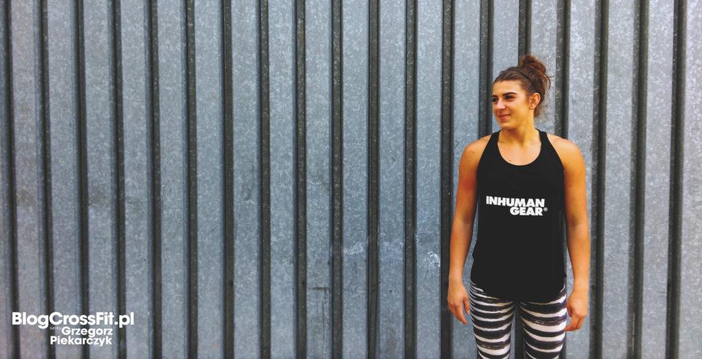 Gabrysia Migała, pierwsza Polska w CrossFit Games