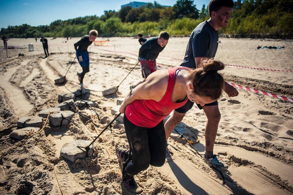 Spacer z pieskiem