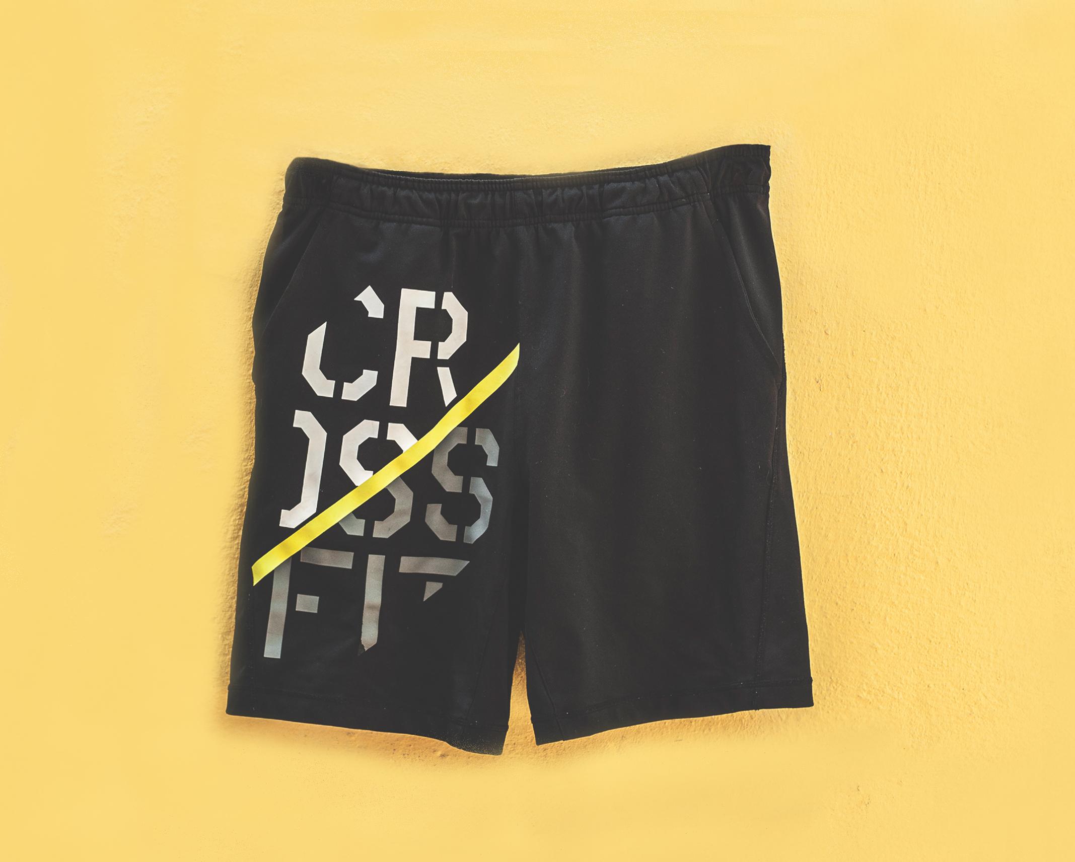Spodenki do CrossFit 3