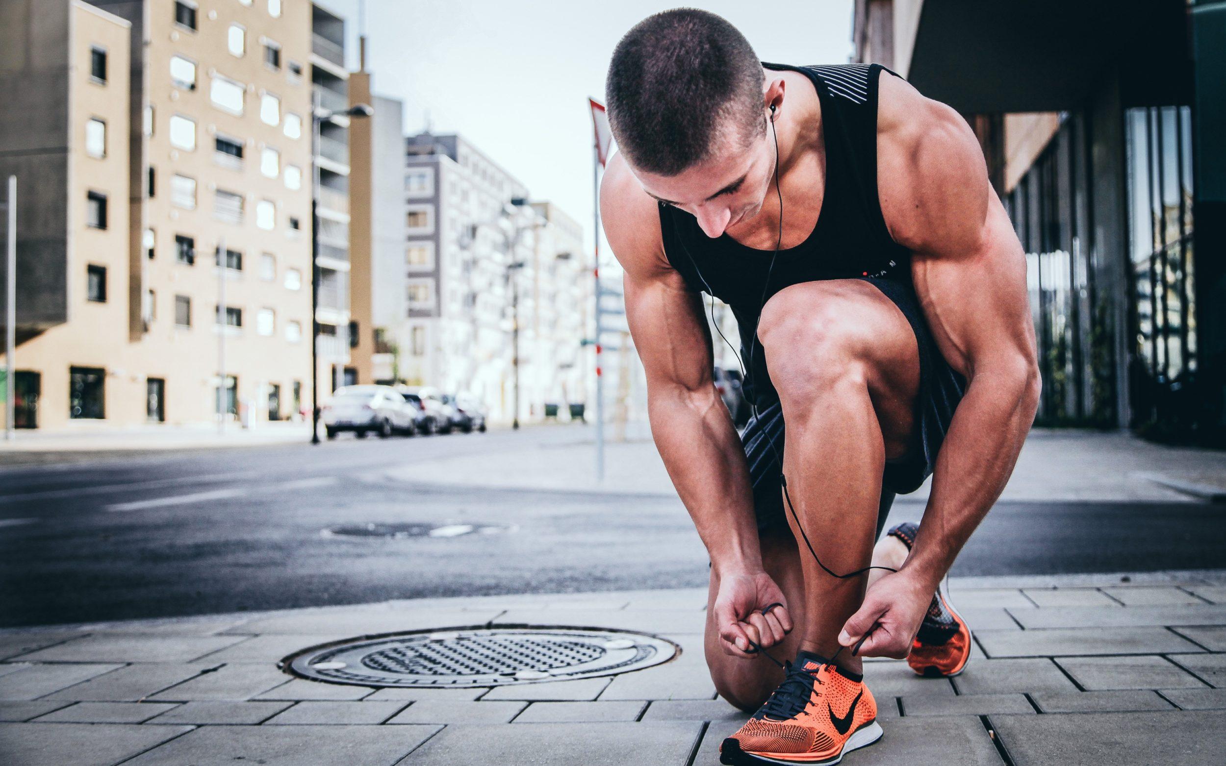 bieganie i CrossFit
