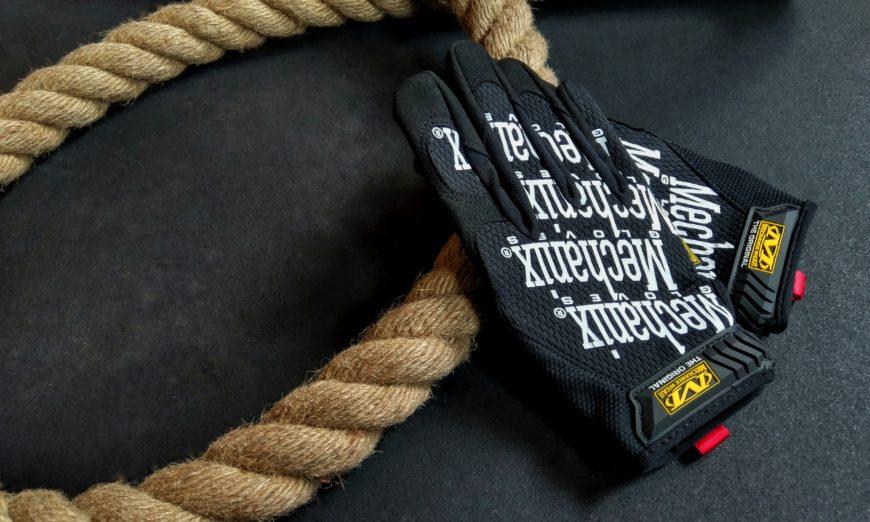 rękawiczki crossfit