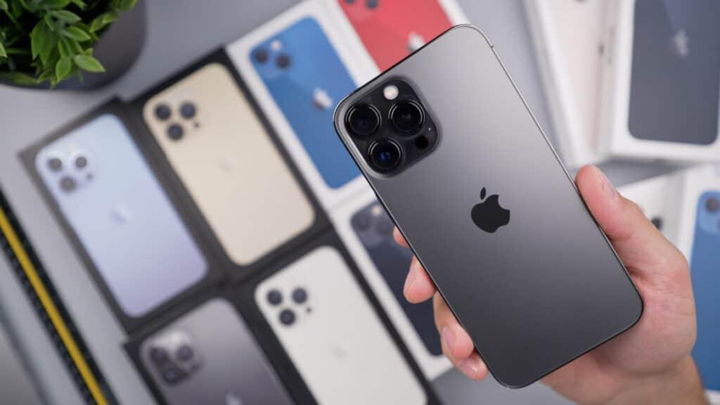 iPhone 13 Pro recenzja