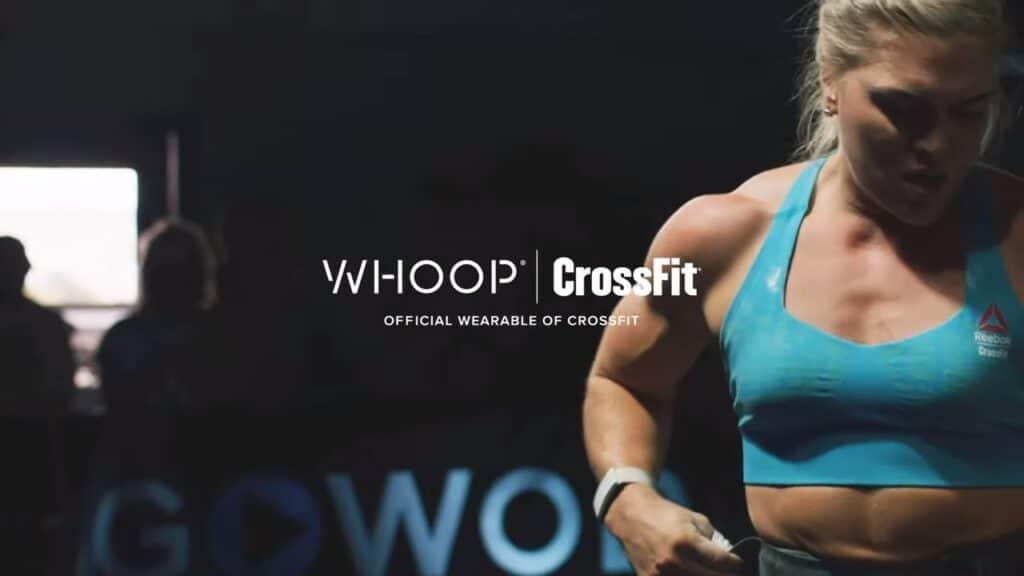 whoop CrossFit
